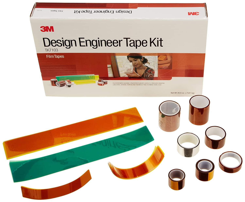 TapeCase Design Engineer: Electrical Film Tape Kit