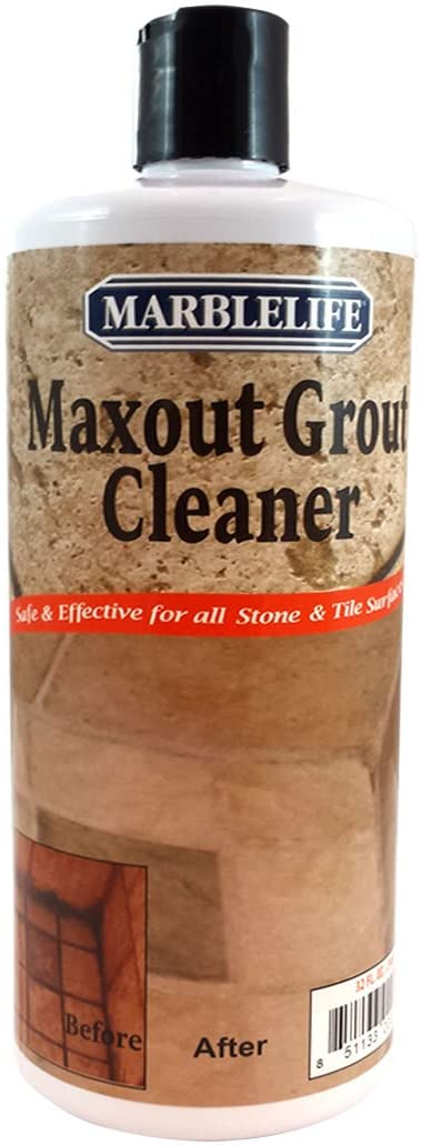 Marblelife Maxout Deep Grout Cleaner, Ready to Use, 32oz