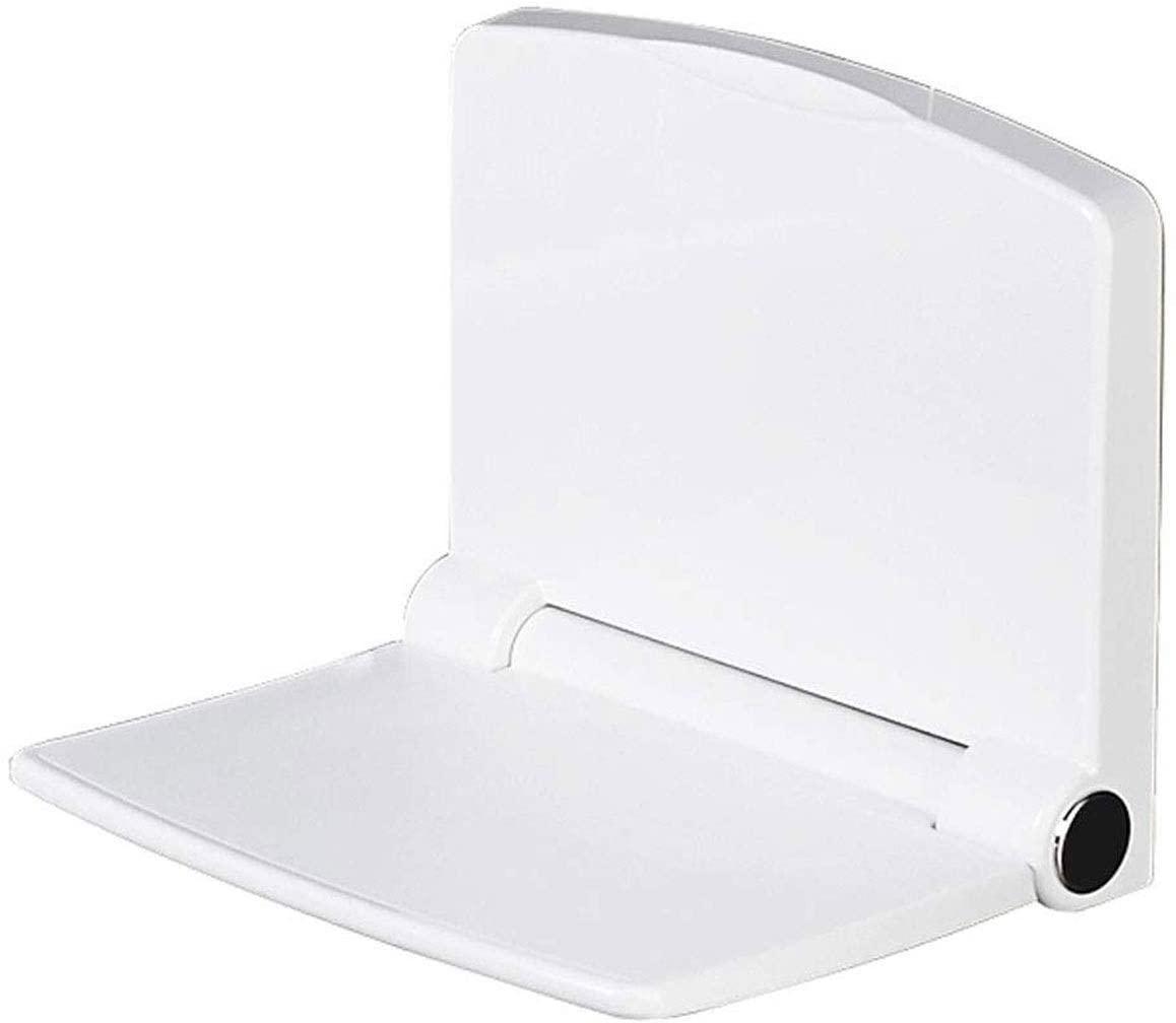 ZXY-NAN Bathroom Wheelchairs Bathroom Folding Seat Bench Wall-Mounted Shoe Chair Bathroom Anti-Skid Shower Room Wall Bench Shower Seat 150 Kg