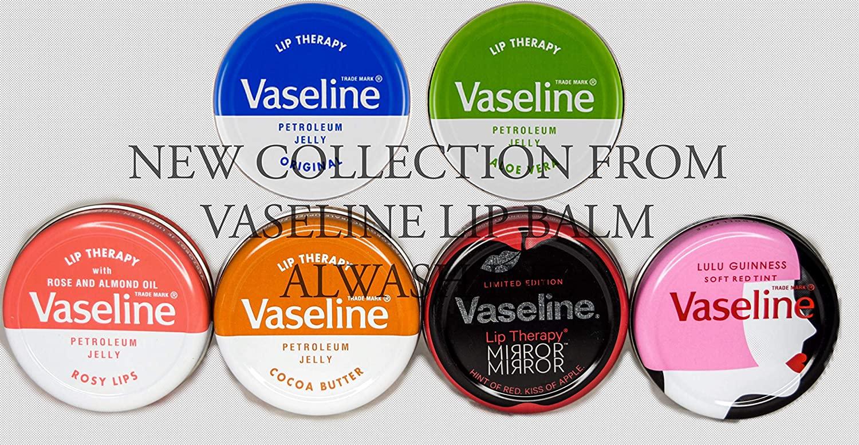 Vaseline Lip Balm 20g/0.705oz (Vaseline Lip Balm Mix, 6X20g/0.705oz)