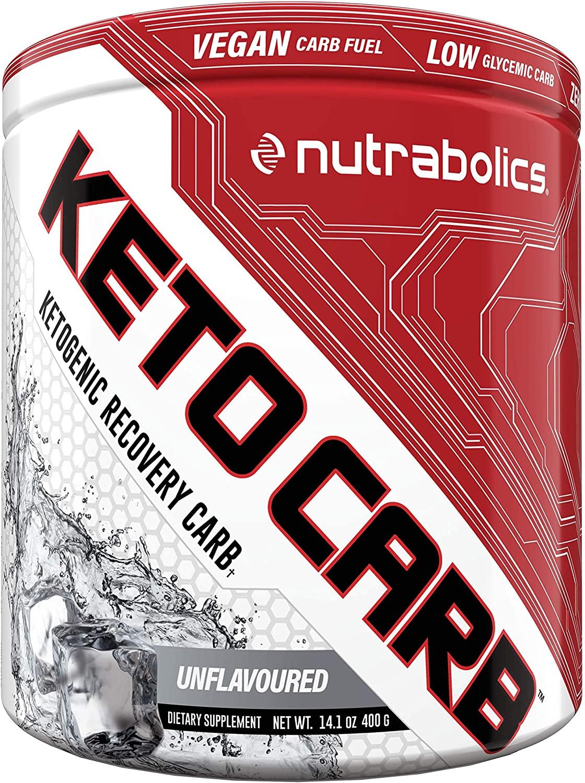 Nutrabolics Keto Carb (Un-Flavored, 400 g)