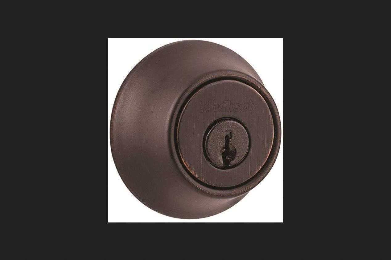 Lock D-Cyl Deadbolt 665-11p