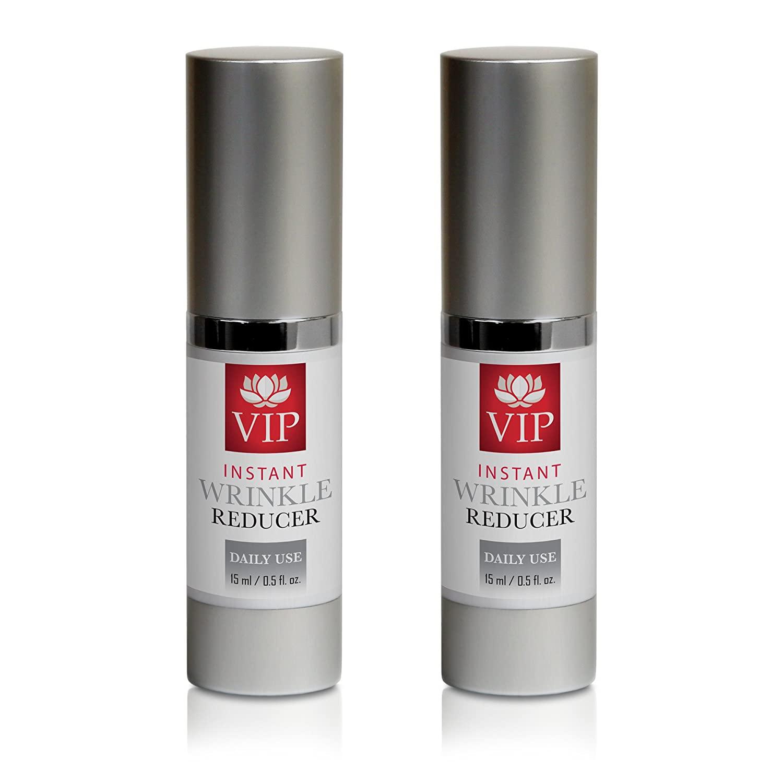 wrinkle cream night - INSTANT WRINKLE REDUCER - wrinkle reducer moisturizer - 2 Bottles