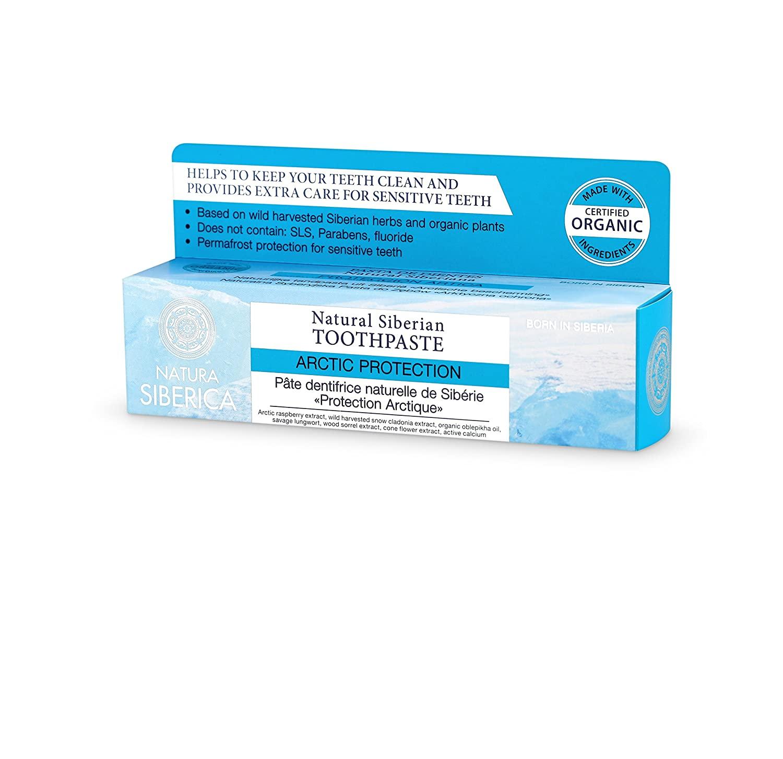 Natura Siberica Natural Siberian Toothpaste Arctic Protection 100g
