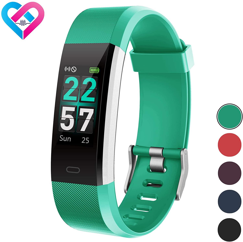 Pro-Fit Smart VeryFitPro Fitness Tracker IP68 Waterproof Activity Tracker Heart Rate Sleep Monitor (ID115 pro)