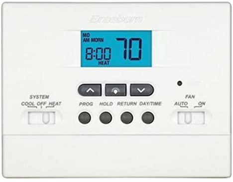 Braeburn 2000NC Value 5-2 Day Programmable 1H / 1C