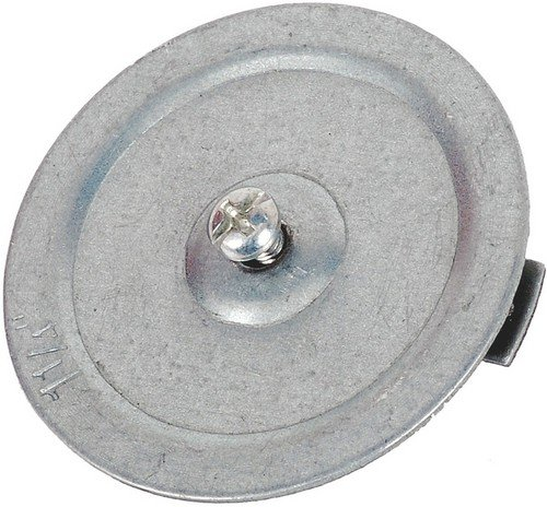 Morris 21793 Type S Knockout Seal with Screw and Bar, 1-1/4