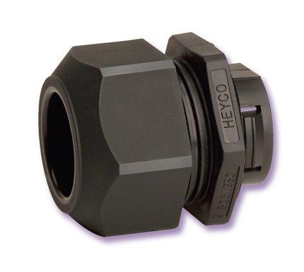 HEYCO M4802 Cordgrip Strain Reliefs - Straight-Thru (QTY 10)