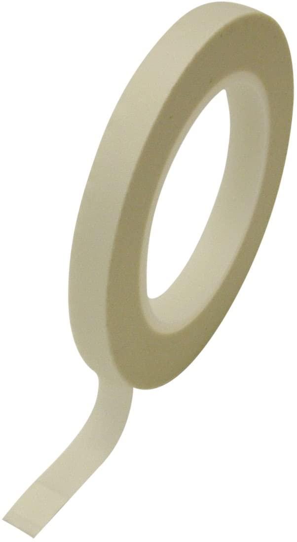 J.V. Converting GC-SIL-7/NAT0536 JVCC GC-SIL-7 Electrical Grade Glass Cloth Tape: 1/2 x 36 yd, Natural