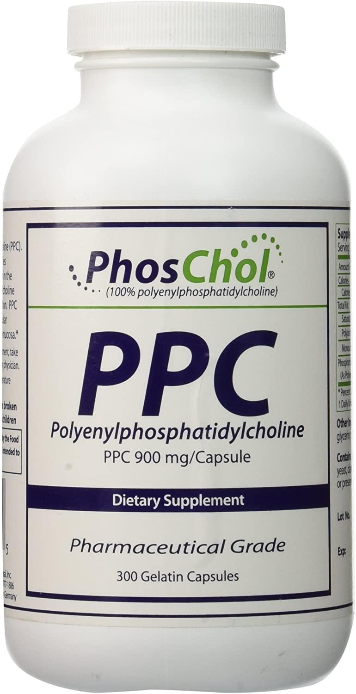 Nutrasal PhosChol 900mg 300 gels
