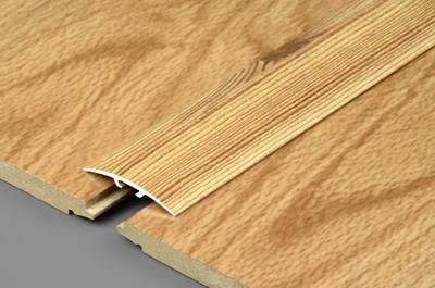 Aluminum Profile With Concealed Fixing, Multipurpose And Mounting Holes On It PS 04_3 (Length - 48 Inch, Pine)