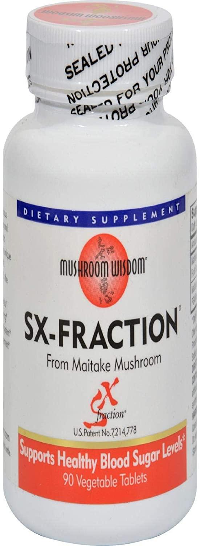 Sx-Fraction 90 Veg Tabs