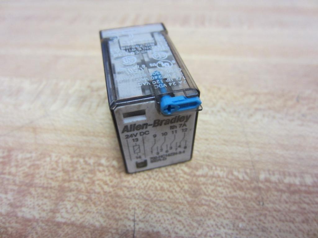 Allen Bradley # 700-Hc14Z24-3-4,700Hc14Z24-3-4 Relay Square Blade Terminals