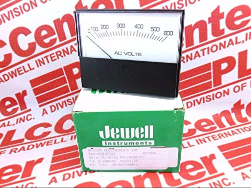 MODUTEC 3S-AVC-600-U Voltmeter AC 0-600VAC