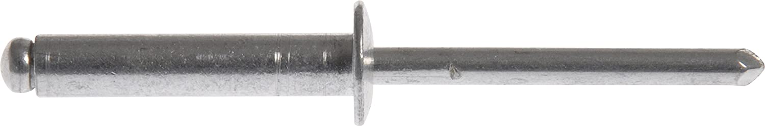 The Hillman Group 513351 AAP-64 3/16 X 1/4-Inch Blind Rivet, 500-Pack