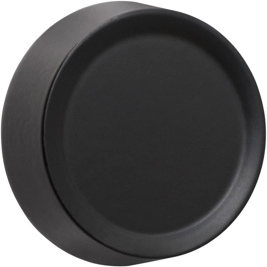 Amerelle 947BK Cast Metal Dimmer Knob in Black,Normal