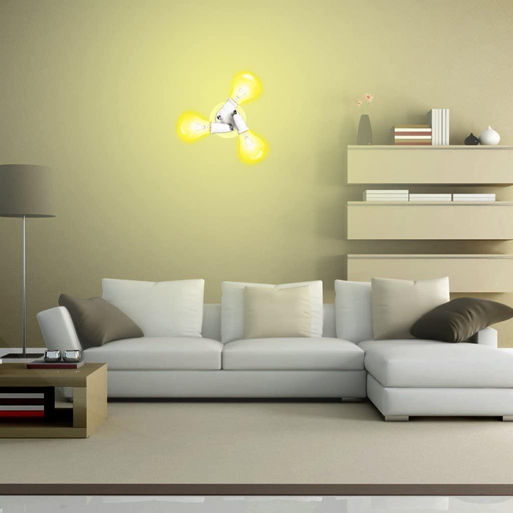 Awakingdemi Adjustable 3/4/5 in 1 E27 Base Light Lamp Bulb Adapter(E27-3E27)