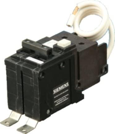 SIEMENS 2 pole 20 amp bolt on ground fault gfi gfci 22 kaic circuit breaker bf220h
