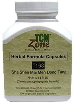 TCMzone Sha Shen Mai Men Dong Tang 100 vcaps
