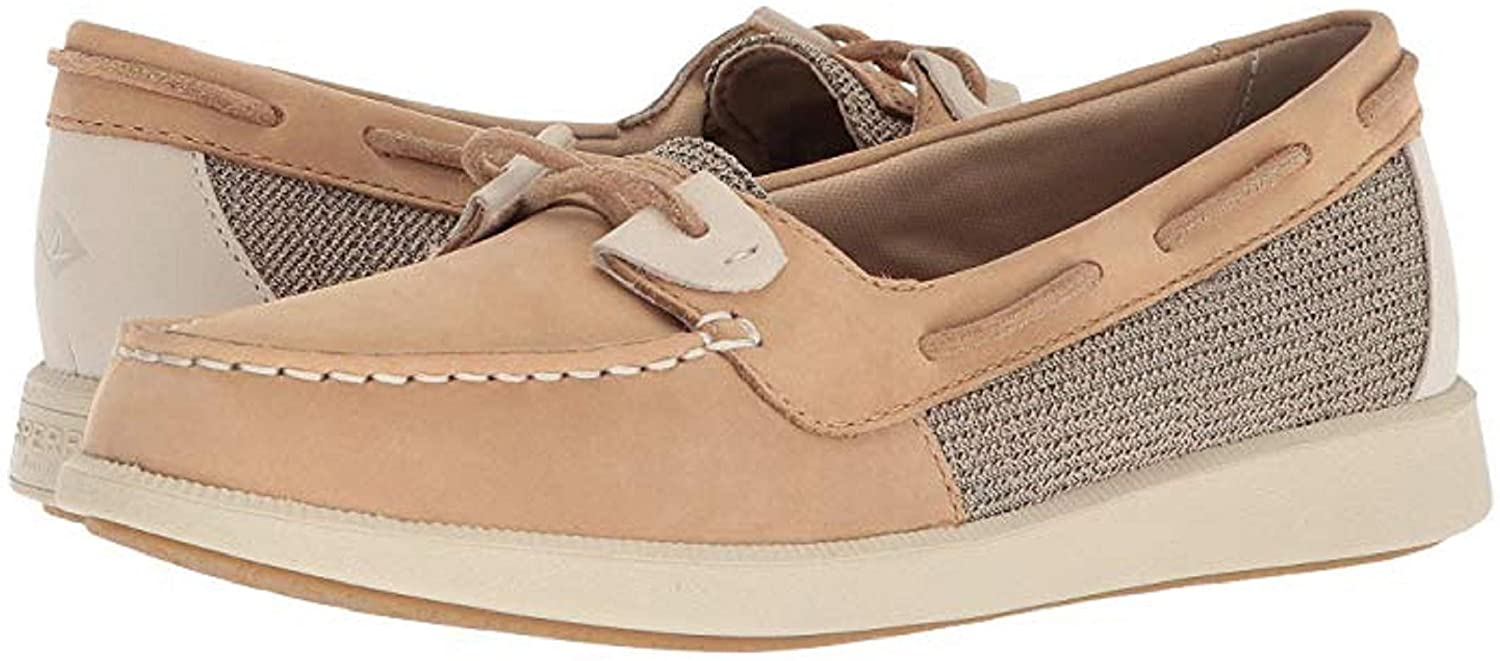 Sperry Oasis LOFT Sparkle Womens Fashion-Sneakers STS82447