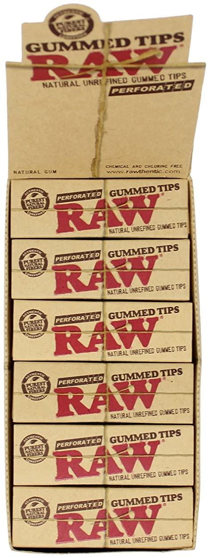 Raw Filters gommati–24Filters