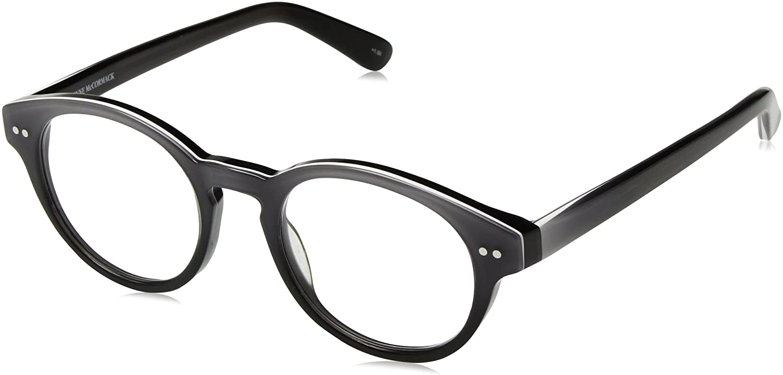 Corinne McCormack Women's Harriet Round Reading Glasses, 47 mm