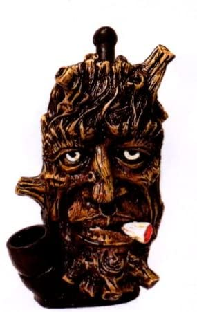 The Tree-FACE Smoking Collectible Novelty Tobacco Pipe