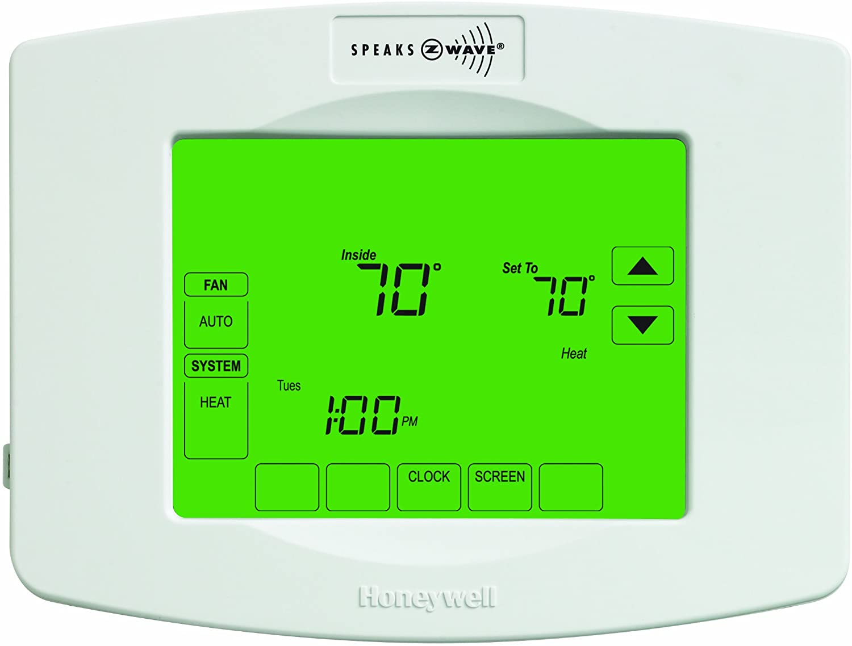 Honeywell YTH8320ZW1007/U Z-Wave Enabled Programmable Thermostat
