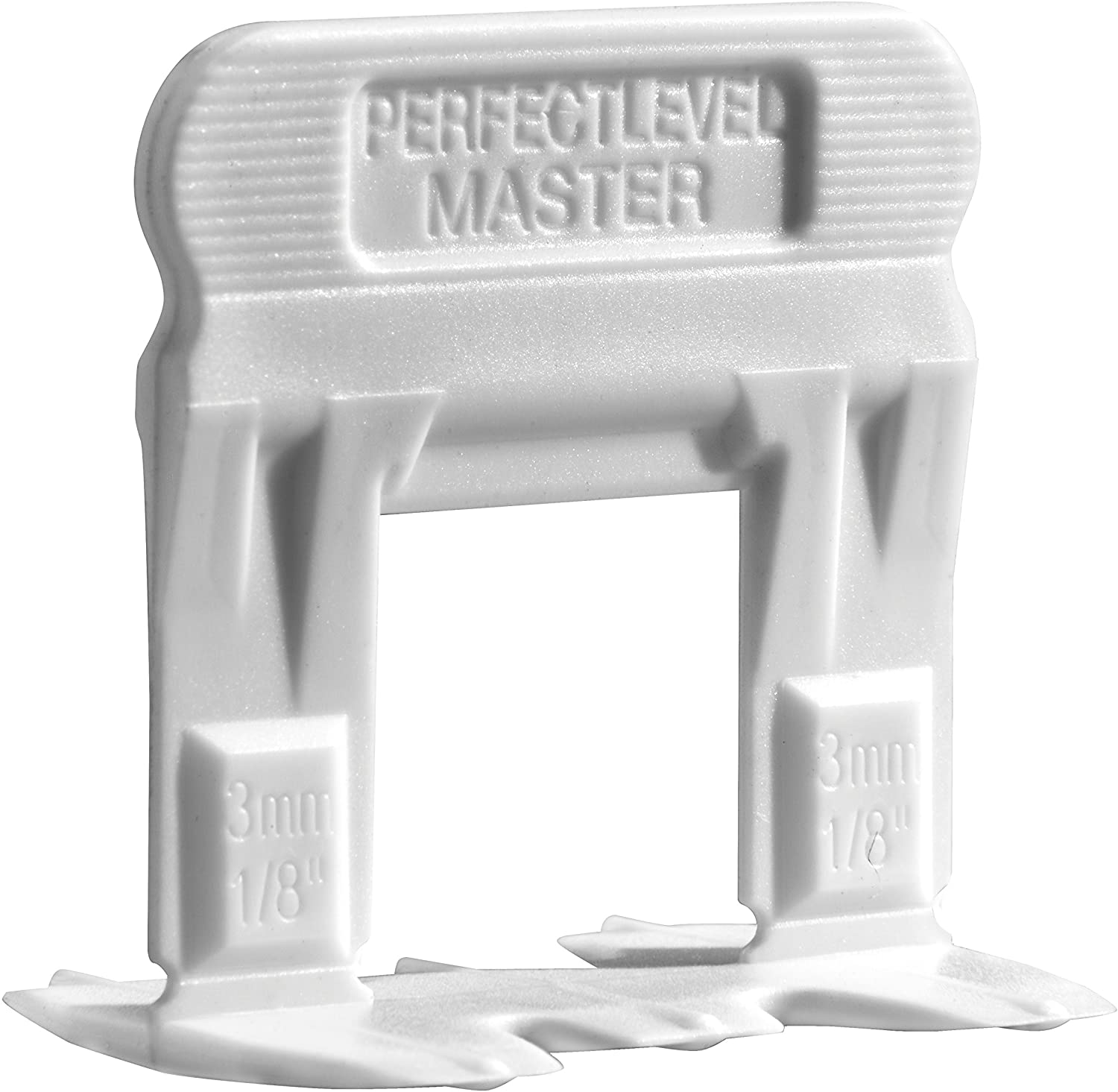 T-Lock PERFECT LEVEL MASTER Professional Anti lippage Tile Leveling System - Spacers Only - Red Wedges Not Included and Sold Separately (1500, 3mm)