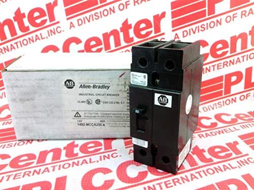 ALLEN BRADLEY 1492-MCCA-250 Molded CASE Circuit BREAKUL489/CSA Molded CASE CIR