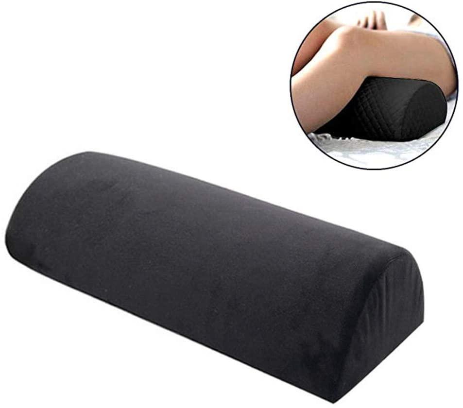 Effortsmy Memory Foam Cushion Pillow to Relieve Pain Memory Foam Cushion for Neck, Lower Back, Knees, Legs, Feet