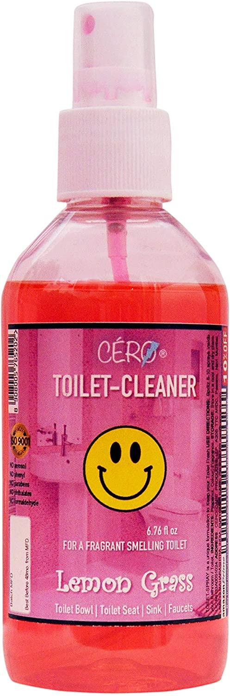 CERO Lemon Grass Perfumed Toilet Cleaner (6.76 fl.oz)