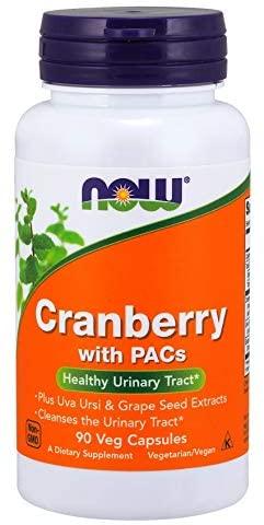 Now Foods Standardized Cranberry 90 Vcaps