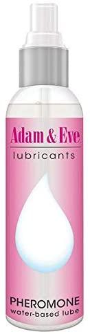 Adam & Eve Pheromone Strawberry Scented Water Based Lube- 4oz