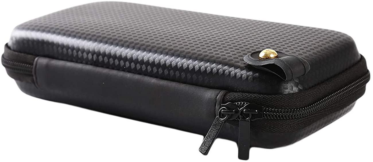 ZALING EVA Stethoscope Storage Box Carry Travel Case Bag Hard Drive Pen Medical Organizer