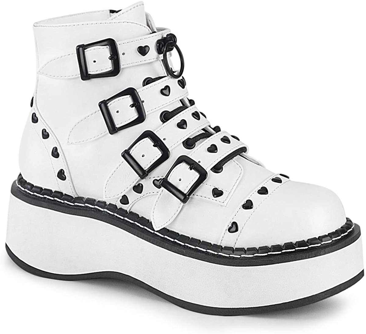 Demonia Women's Emily-315 Ankle-High Boot