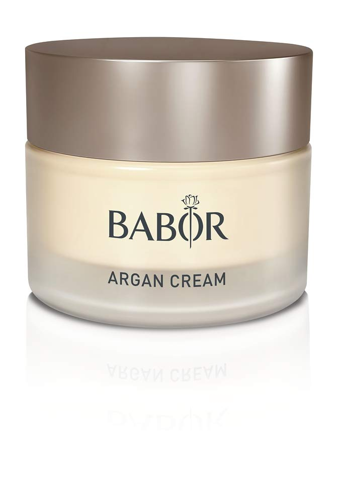 BABOR Argan Oil, Anti-Aging Daily Face Treatment, Improves Elasticity, Non-Comedogenic and Paraben Free