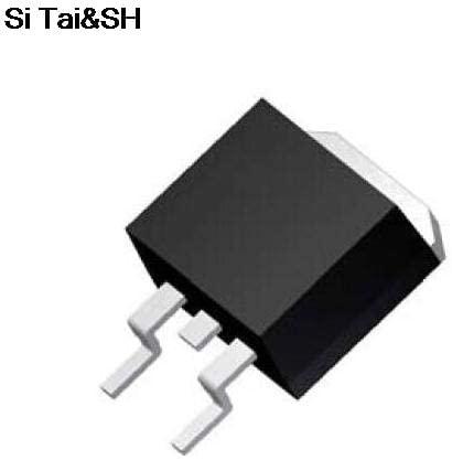 Xennos 10pcs/lot IRFS3107 MOSFET N-CH 75V 195A D2PAKMOS - (Plug Type: Universal)