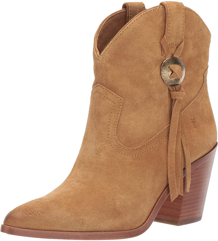 Frye Women's Faye Concho Short Fashion Boot