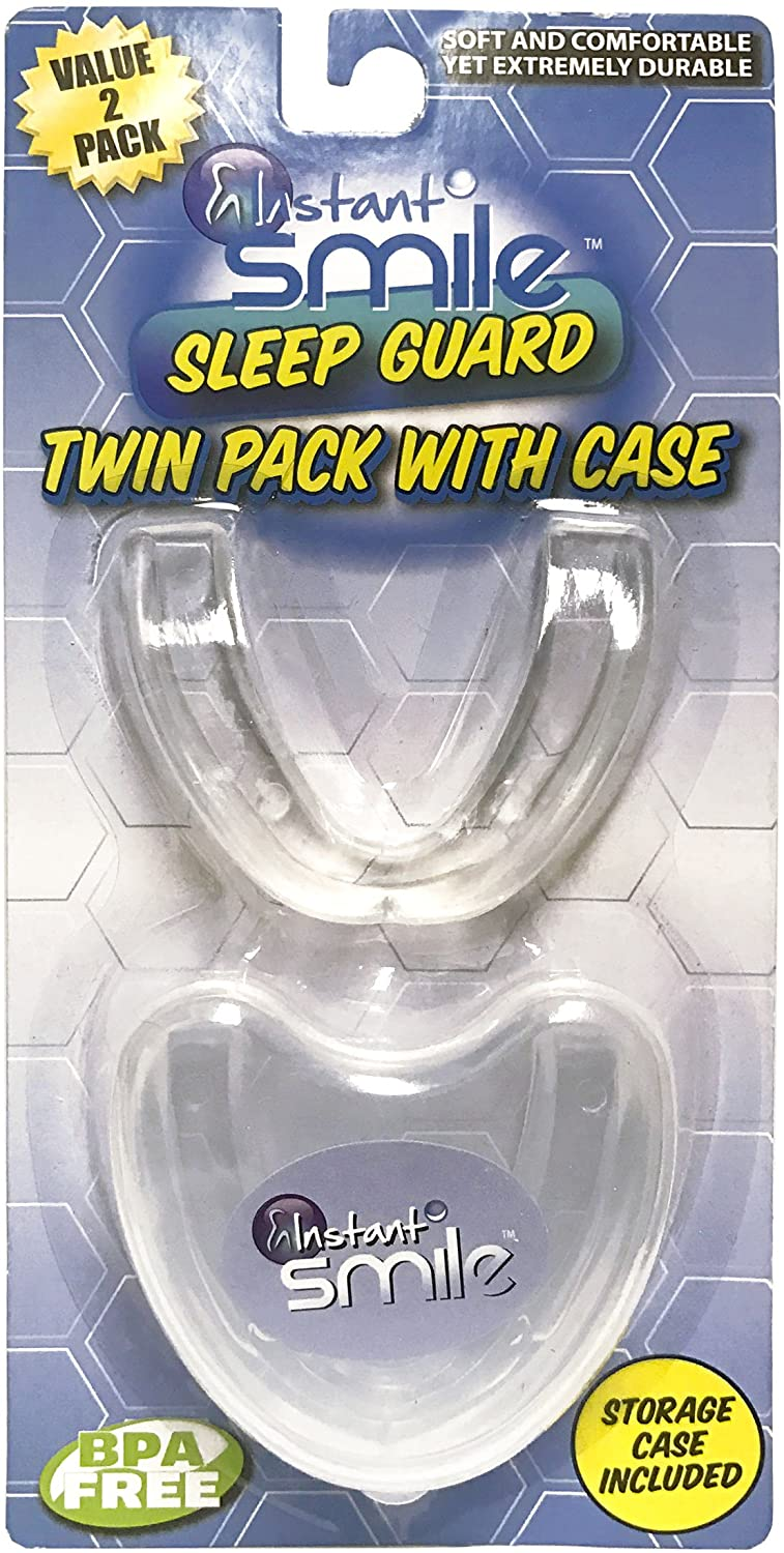 Instant Smile Sleep Guard - 2 Pack