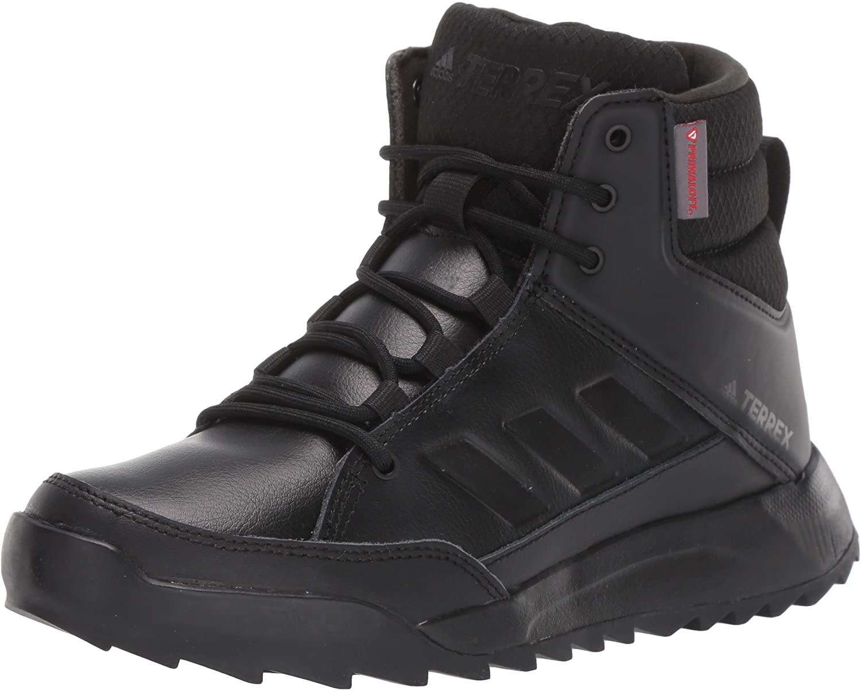 adidas outdoor Women's Terrex Choleah Sneaker CW Walking Shoe, Black/Black/Chalk White, 6.5 M US
