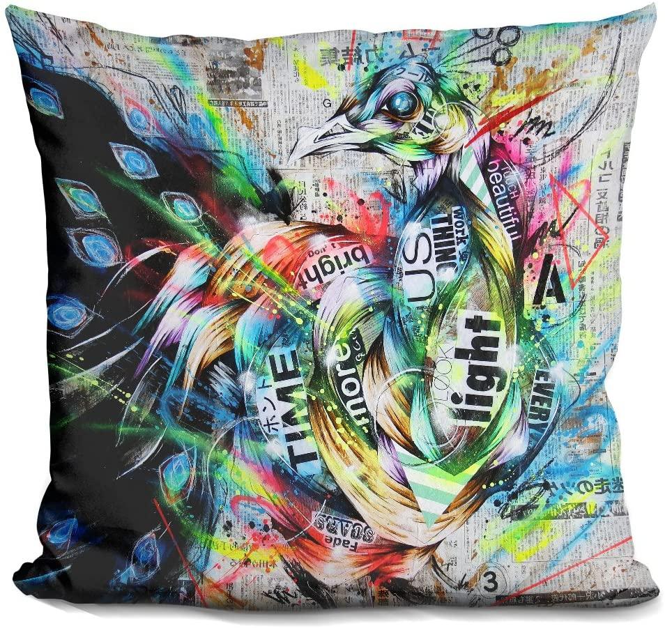 LiLiPi Suzaku Decorative Accent Throw Pillow