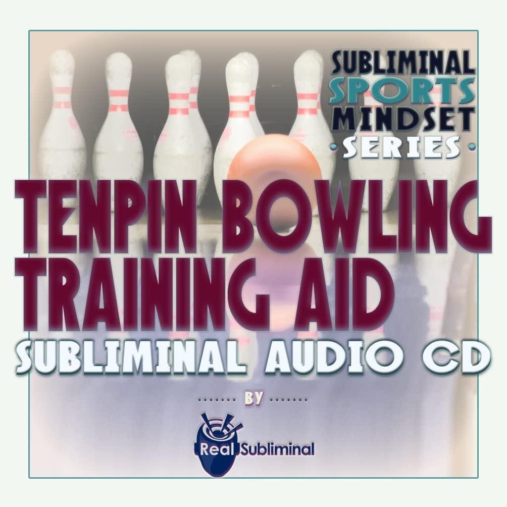 Subliminal Sports Mindset Series: Tenpin Bowling Training Aid Subliminal Audio CD