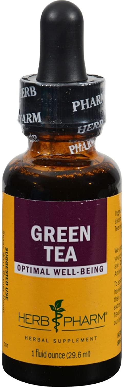 Herb Pharm Green Tea Extract 1 Fz