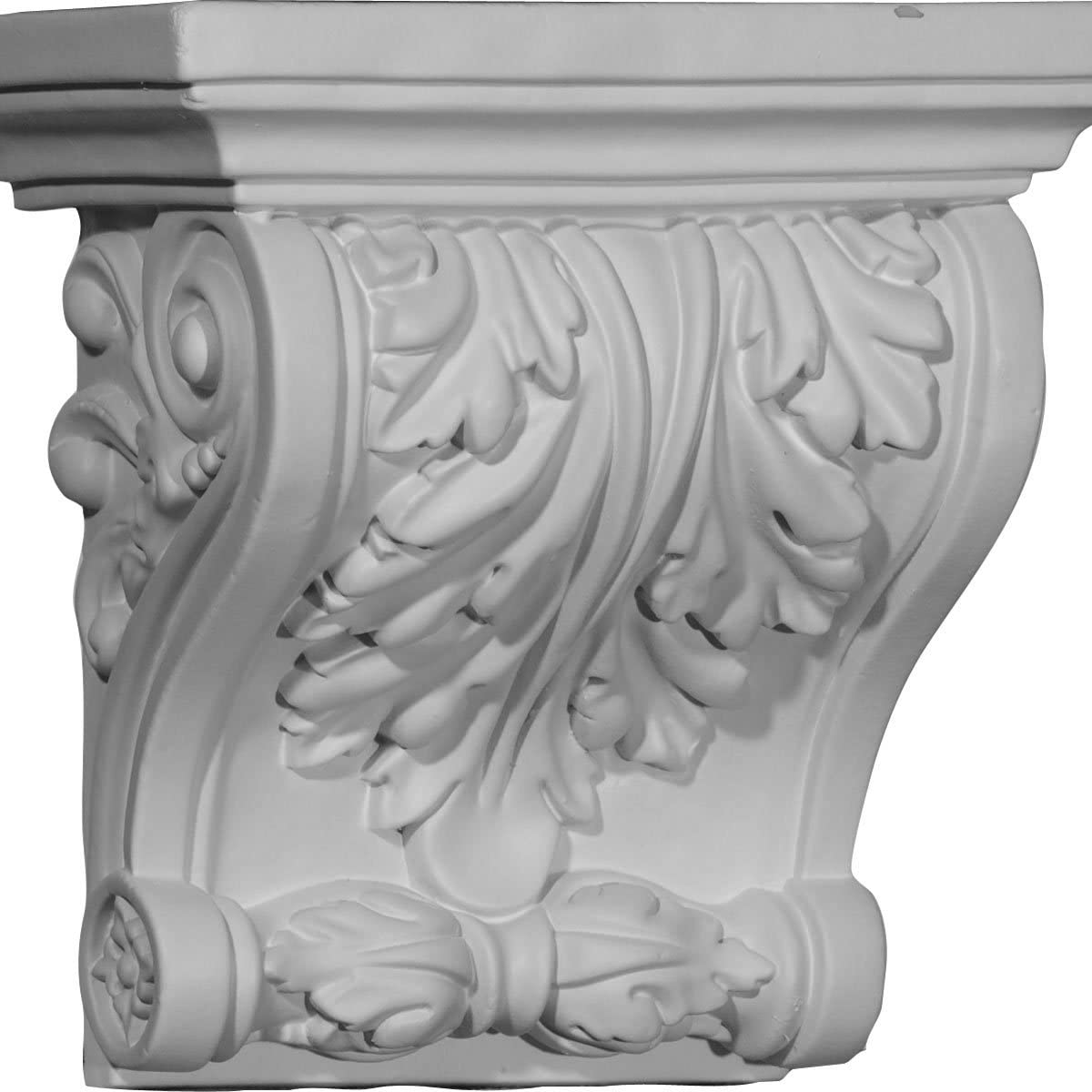 Ekena Millwork COR07X04X07TN-CASE-4 Corbel, Factory Primed and Ready for Paint