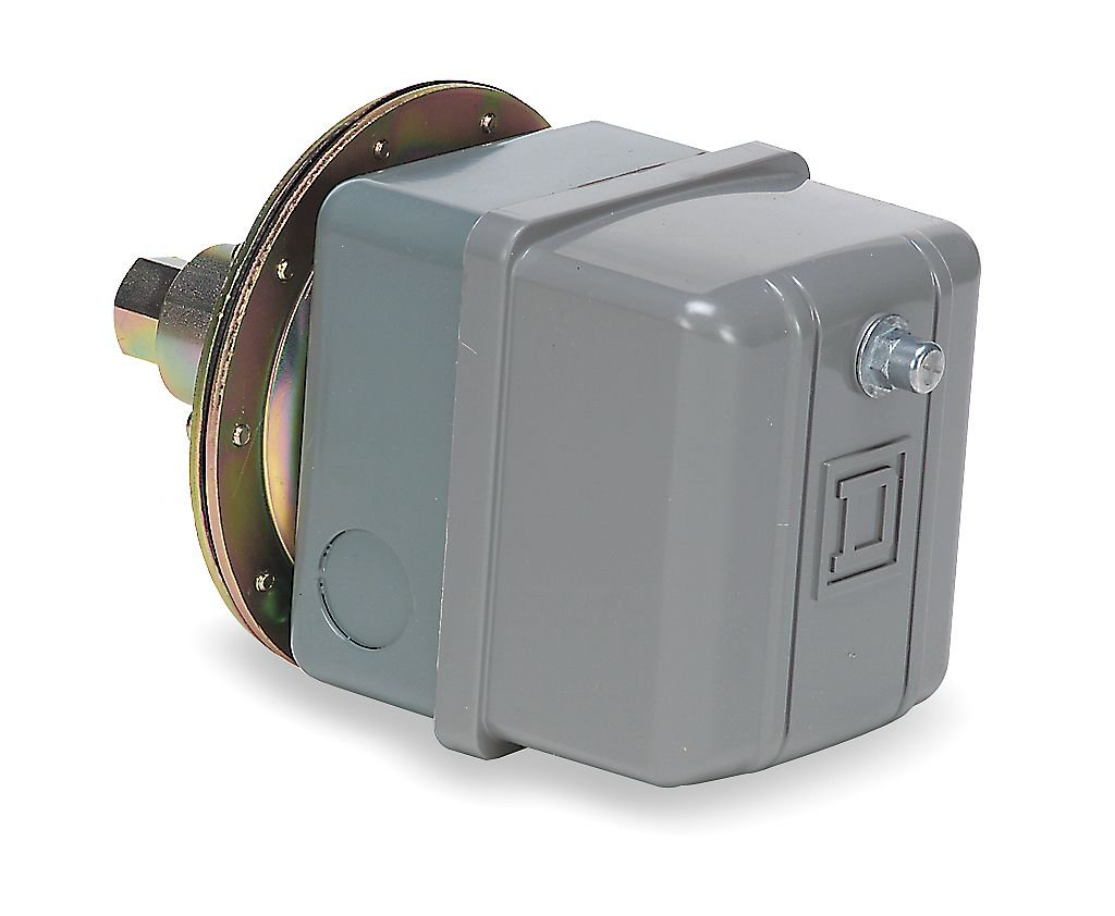 Vacuum Switch, DPST, 3/8