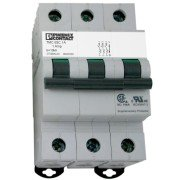 0902409, Circuit Breaker Thermal Magnetic 3Pole 20A 415VAC