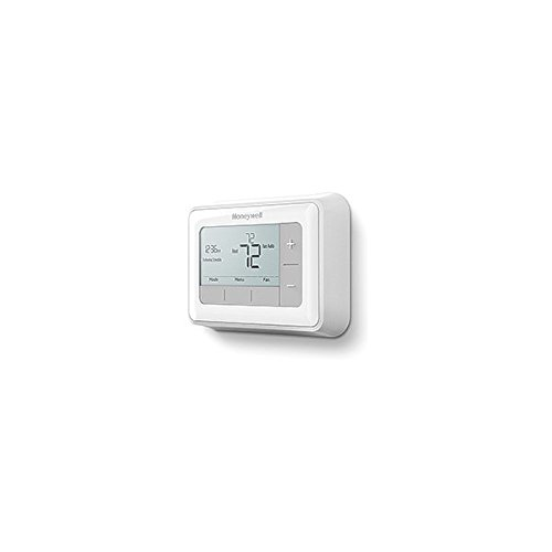 Honeywell Rth7560e1001 5.36 X 1.08 X 3.86 Gray/White 7-Day Programmable Thermostat