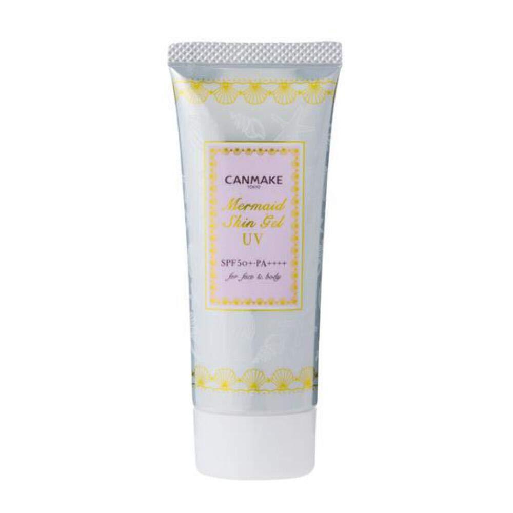 CANMAKE Mermaid Skin Gel UV 01 Clear