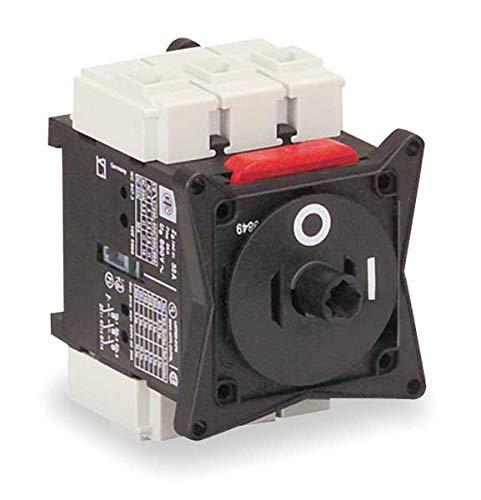 20 Amp 600VAC Single Throw Load Break Switch 3P